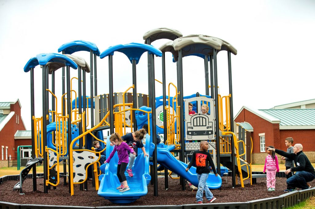 School Playground Equipment for Georgia and Florida Schools