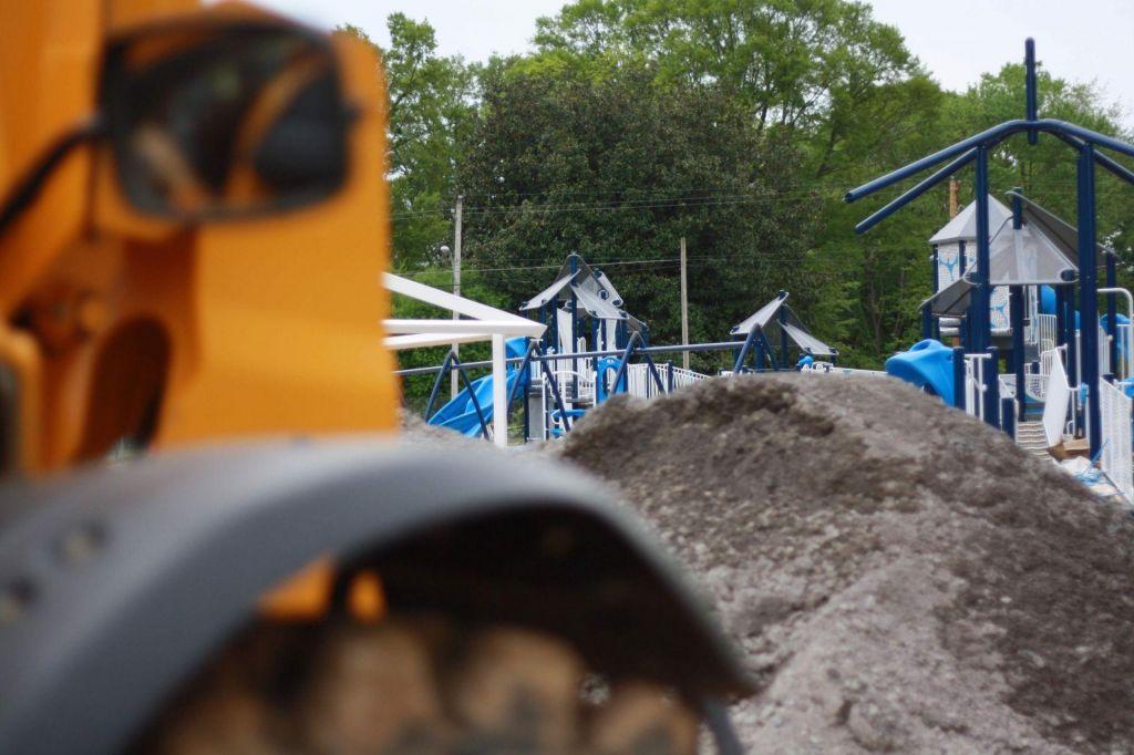 School Playground Installation
