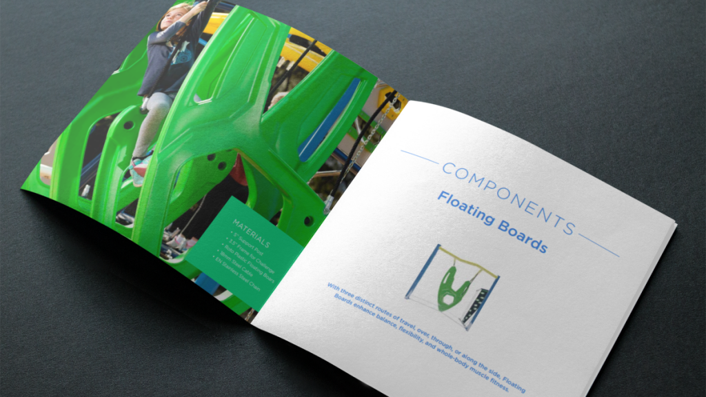 The Stadium Components Booklet