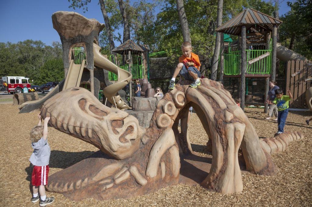 4 Benefits of Building a Custom Playground