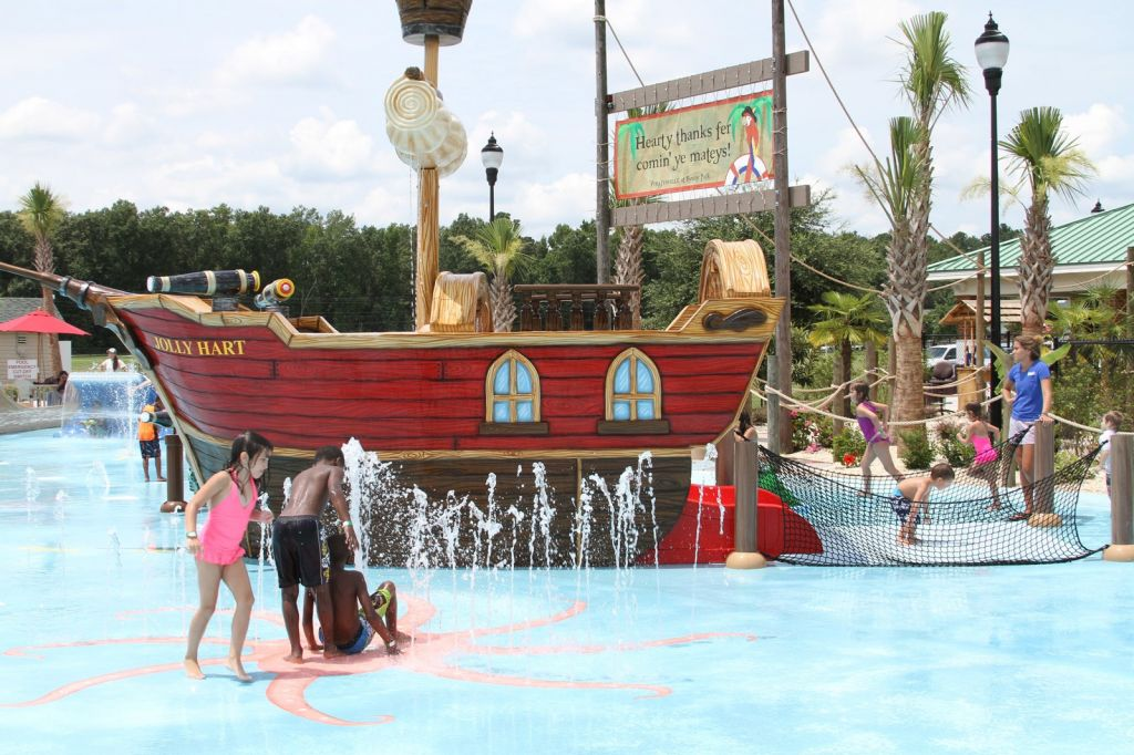 Commercial Water Play Equipment Sprayground