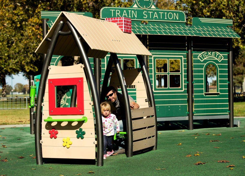 How Playground Design Influences Play Behavior Among Children?
