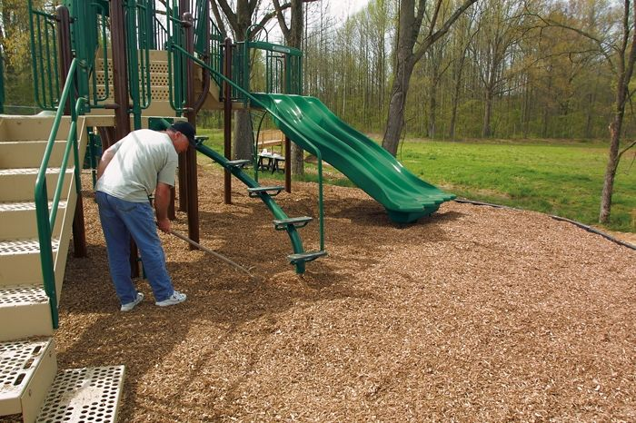 Playground Safety Surfacing Maintenance