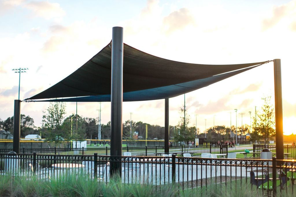 Why Shade is One of the Most Important Aspects of a Park Playground or Outdoor Recreational Space?
