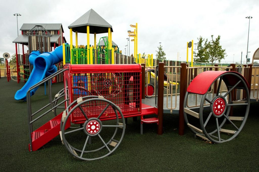 Why Children Love Themed Playgrounds