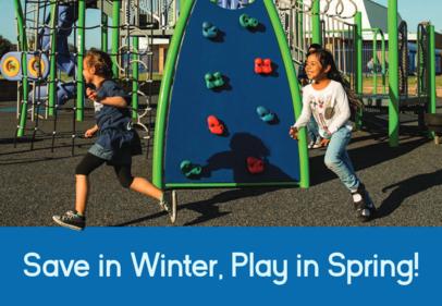 Winter 2019 Playground System Sale