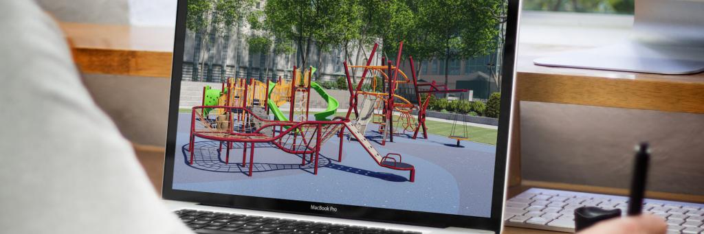 Catalog of VistaRope Playground Equipment