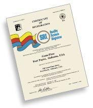 GameTimes ISO Certificate