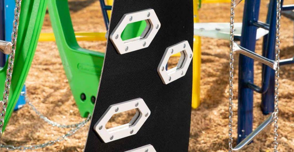 GameTime Stadium Twisted Ladders