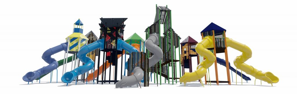 Playground Tower Options from GameTime