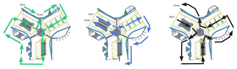GameTime Stadium Course Examples