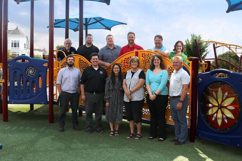 Minnesota Wisconsin Playground Staff