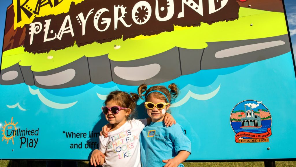 Natural Playground Blends into Tennessee Park gallery thumbnail